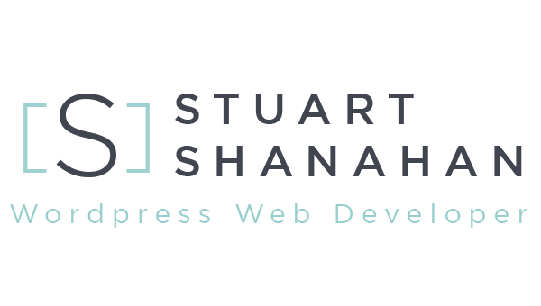 Stuart Shanahan - Wordpress Web Developer